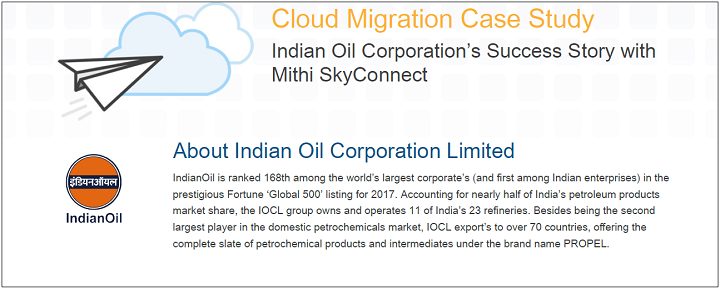 IOCL Case Study