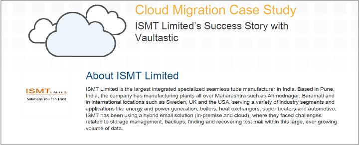 ISMT Case Study