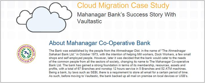 Mahanagar Case Study